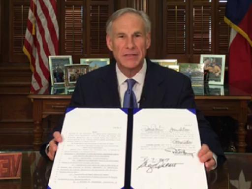 Toughest anti-Sanctuary sanction signed into law