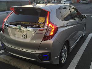 フィット GP1のカスタム事例画像 ひでゆきさんの2020年11月15日08:25の投稿