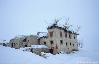 Photo: Nyerak, notre refuge pendant 3 jours