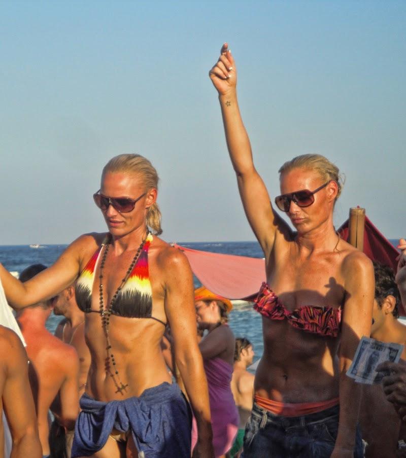 Ballando sulla spiaggia... di Gianluca Presto