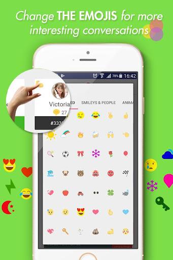 CCMessenger - Color & Emoji for Messenger 3.0 screenshots 1