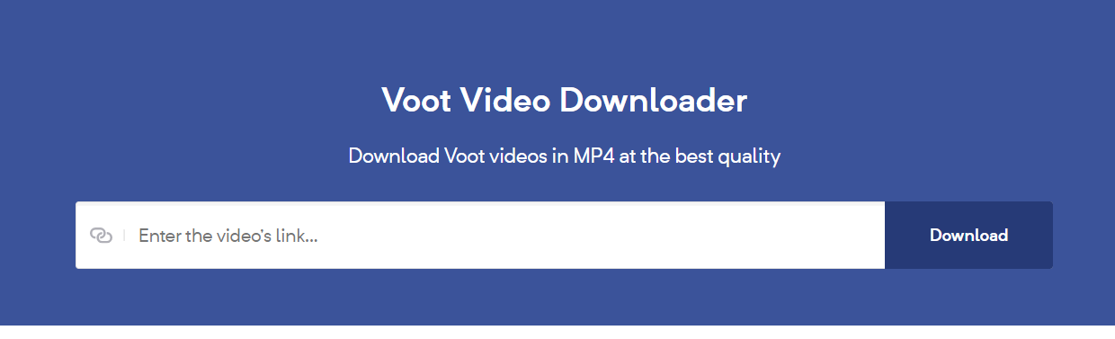 Videofreedownload.com - Voot Video Downloader