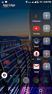 Edge Screen S7 PRO Screenshot