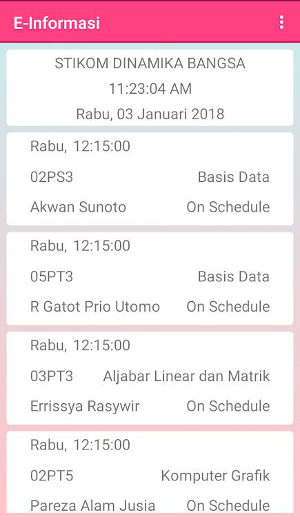 STIKOM DB Chatbot – (Android Apps) — AppAgg