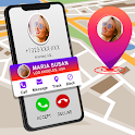 Mobile Number Location, Caller ID & Call Blocker icon