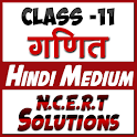 11th class maths solution in hindi Part-1 icon