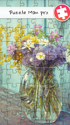 Jigsaw Puzzle Man Pro - the best free classic game - screenshot
