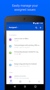 Jira Cloud - Official mobile app for Jira Software - náhled