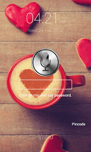 Voice Lock Screen screenshot 3