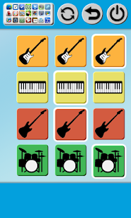 Band-Game-Piano-Guitar-Drum 1