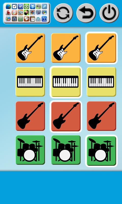 Band-Game-Piano-Guitar-Drum 13