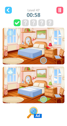 TapTap Differences - Observation Photo Hunt apkpoly screenshots 6