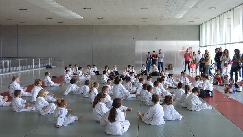 Escuela Municipal de Aikido.