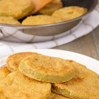 Southern Fried Green Tomatoes Recipes