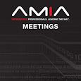 AMIA Meetings icon