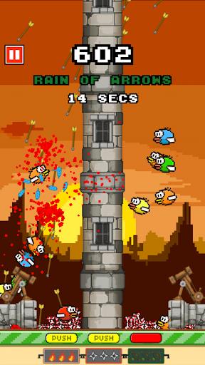Flappy Crush  captures d'u00e9cran 23