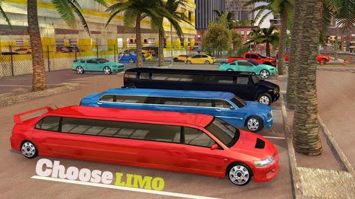 Limousine Driving 3d: New Games 2020 apktreat screenshots 2