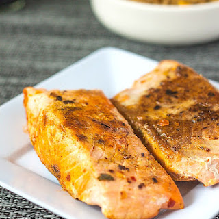 Smoked Paprika Roasted Salmon