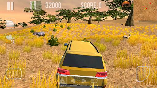 4x4 safari 2 android game