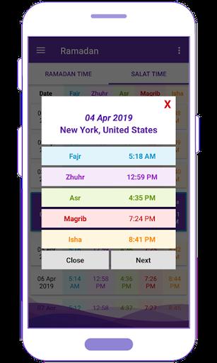Calendrier Ramadan 2020.Ramadan 2020 App Report On Mobile Action App Store