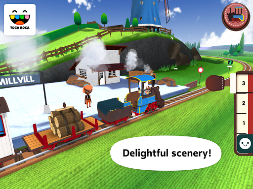 Toca Train  image 9
