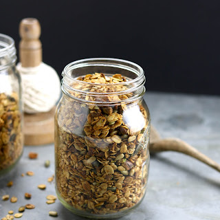 Pistachio and Seed Granola.