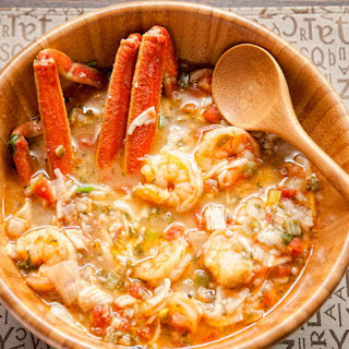 Seafood GumboRecipe.