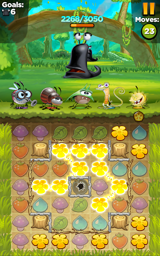 Best Fiends - Free Puzzle Game filehippodl screenshot 22