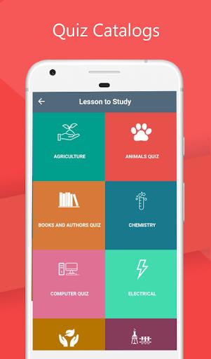 General Knowledge Quiz : World GK Quiz App 4.6 screenshots 2