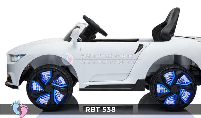 Xe ô tô điện cho bé RBT-538 10