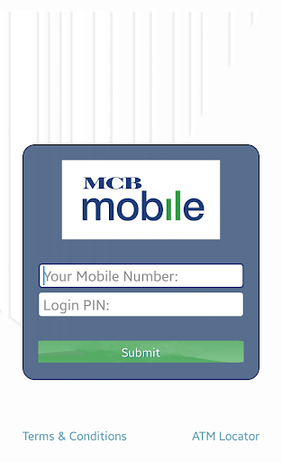 MCB Mobile Banking Application