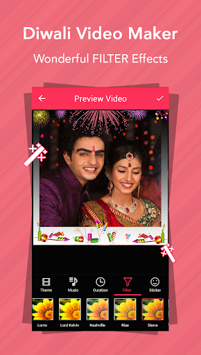 Diwali Video Maker 2.0 screenshots 4