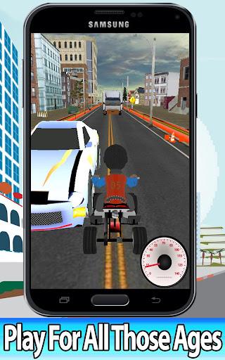Quad Bike Extreme City Race