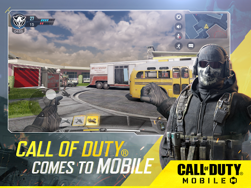 Call of Dutyu00ae: Mobile 11