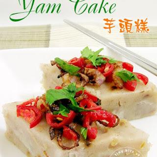 Yam Cake
