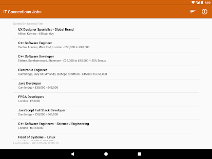 IT Connections Jobs- screenshot thumbnail