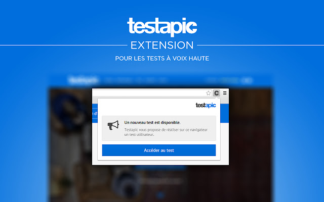 Testapic - Remote UserTesting
