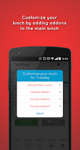 TinMen Homely Food Ordering screenshot 2
