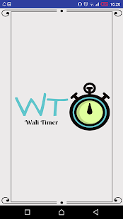 Wali Timer (A Scrabble Timer with a Word Checker) - náhled
