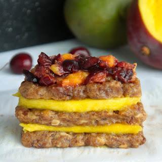 Cherry Mango Bars Recipe