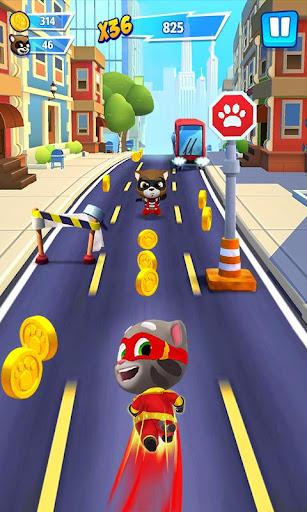 Talking Tom Hero Dash - Run Game 1.6.0.925 screenshots 2