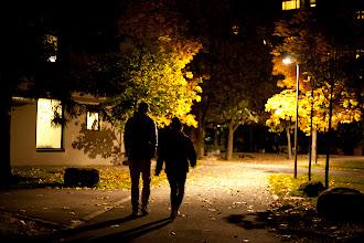 Photo: Last autumn...  去年の秋 北欧ノルウェーより