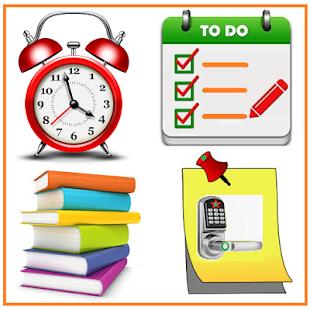 To Do List Notes Alarm Reminder Lazy Alarm App - náhled