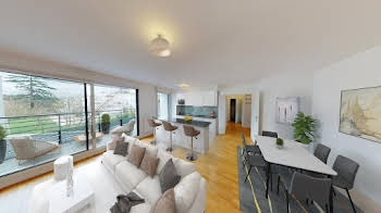 Duplex 5 pièces 92 m2