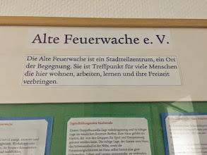 Photo: Alte Feuerwache e.V.
