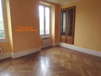 appartement à Villeneuve-la-Guyard (89)