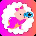 Baby Photo Art - Capture Precious Moment icon