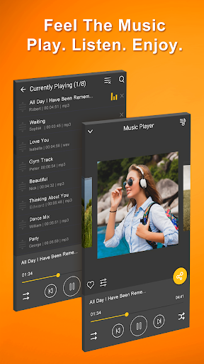 Music Player Offline MP3 Songs with Free Equalizer 1.18 screenshots 1