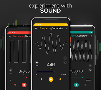 Frequency Sound Generator Mod 2.5 Apk [Unlocked] 1