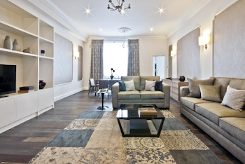 Queensgate Court serviced apartments, Kensington